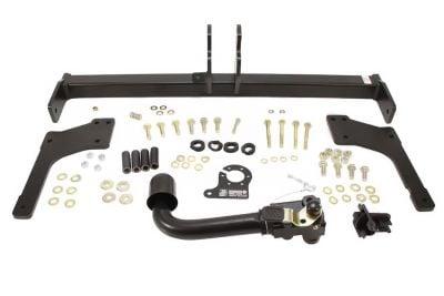 Duster II (2018-2021) - Conjunto de remolque Premium (gancho de remolque + barra de remolque + arnés 7 polos) Dacia Original