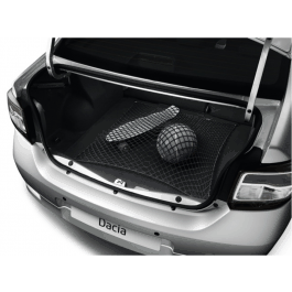 Sandero II (2012-present) - Horizontal cargo net (Dacia Original)