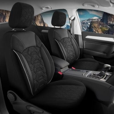 Lodgy - Seat covers Canyon - tailor made for Lodgy