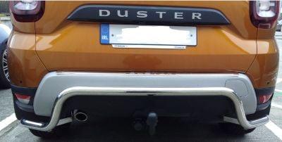 Duster II (2018-2021) - Rear protection bar (Dacia Original)