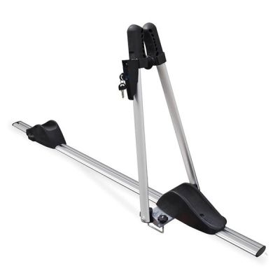 Menabo Asso bicycle holder with crossbar mounting