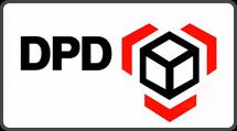 DacianMAG shipping - DPD logo