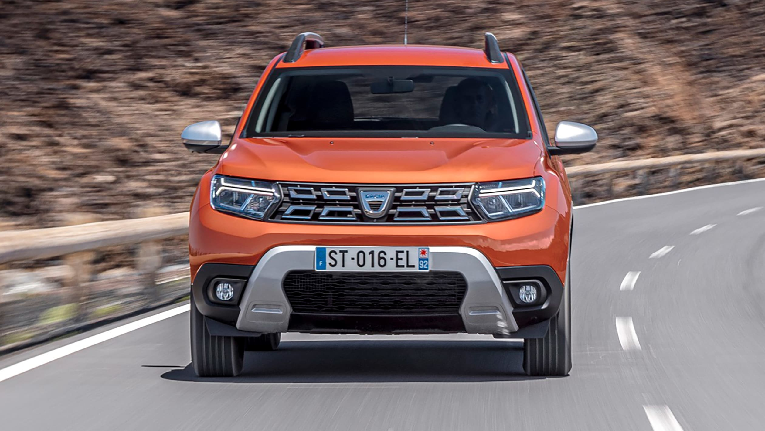 The New Dacia Duster Facelift