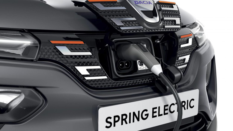Launch: Dacia Spring, 100% electric
