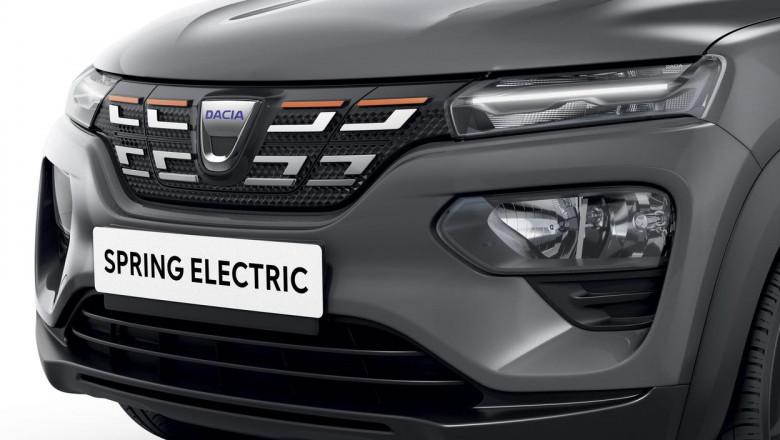 Launch: Dacia Spring, 100% electric